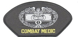 "ARMY COMBAT MEDIC 5"" EMBROIDERED MILITARY PATCH - $15.33"