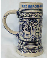 Rare Gertz Red Baron Pizza Manager Convention Mug or Stein  - $39.49