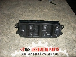 2007 VOLVO 40 SERIES MASTER DOOR SWITCH