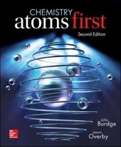 Chemistry: Atoms First 9780073511184 - $64.95