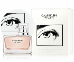 Calvin Klein WOMEN Eau De Parfum Spray Regular Size 50 ml Woody Floral New - $69.29