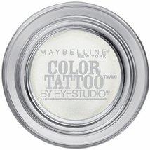 Maybelline EyeStudio Color Tattoo 24Hr Eyeshadow, Too Cool 0.14 oz (3.98 g) - $14.69