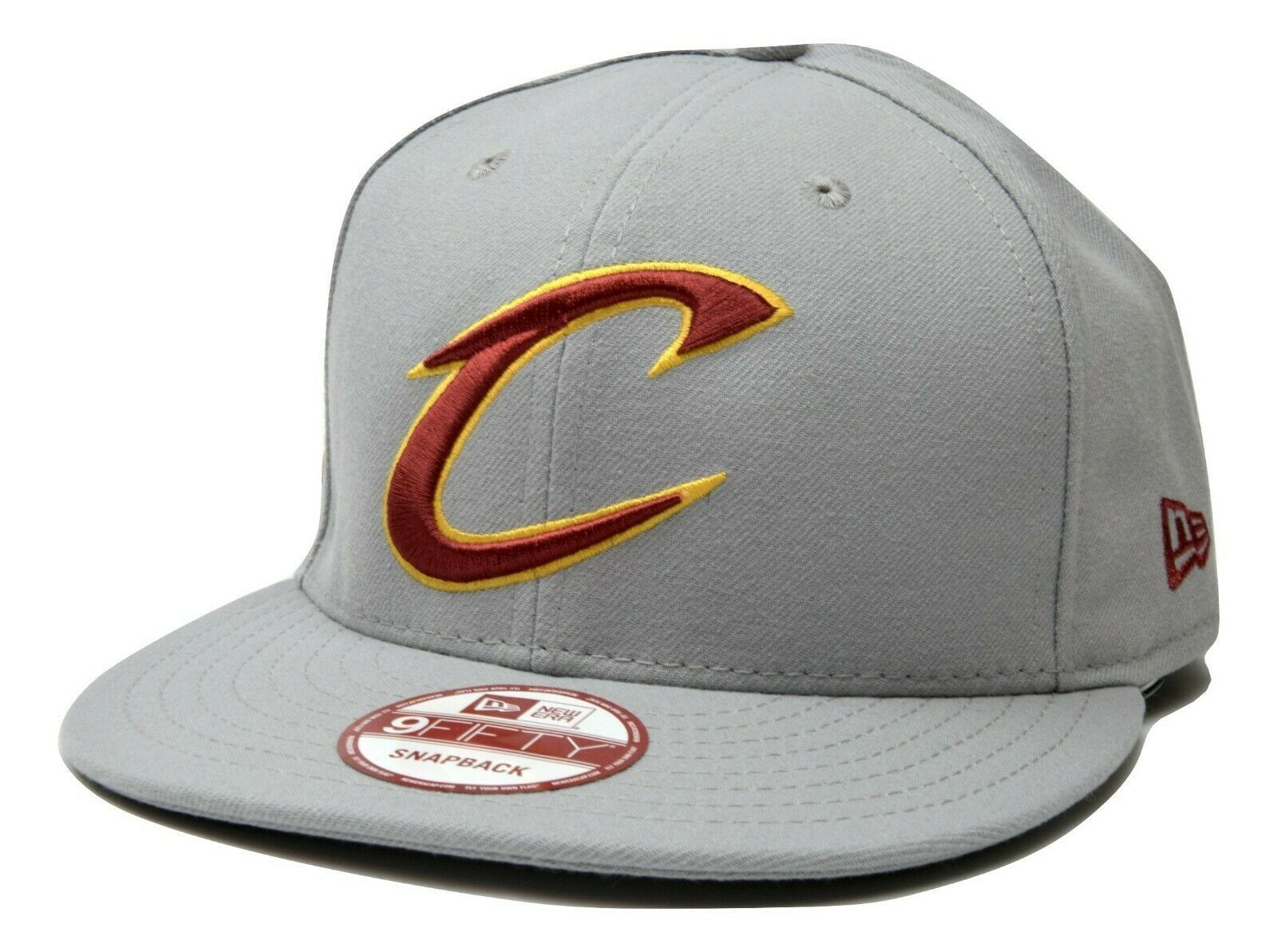 Primary image for Cleveland Cavaliers New Era 9FIFTY NBA Finals Light Gray Adjustable Snapback Cap