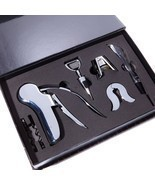Wolfgang Puck 7-piece Wine Tool Set in Gift Box - £31.35 GBP