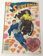 Superman Comic Book No. 12 Dec 1987 DC Comics VG Lost Love - $10.98