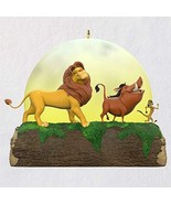 Christmas Ornament 2019 Year Dated Disney The Lion King 25th Anniversary... - $57.26