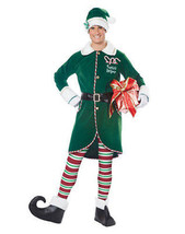 California Costumes Workshop Elf Holiday Christmas Santa Claus Costume 0... - $44.99