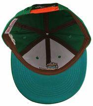Cousins Miami Cool Pelican Fisherman Captain Palm Tree Snapback Baseball Hat NWT image 8