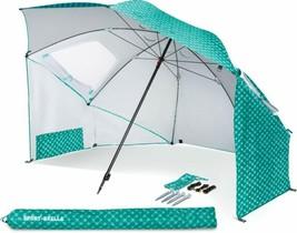 Sport-Brella Vented Spf 50+ Sun And Rain Canopy Umbrella For Beach And S... - $82.64 CAD+