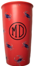 Starbucks 2017 Maryland Local Collection Double Wall Ceramic Tumbler NEW - $60.10