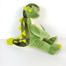 """BABW Ankylosaurus Spiky Dinosaur Plush Stuffed Animal Doll Green Spikes 18"""" - $20.44"""