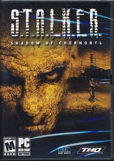 S.T.A.L.K.E.R. Shadow of Chernobyl (PC) New & Sealed