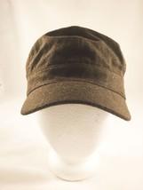 Wool Blend Gap Newsboy Cap Hat Rim 1990s Small Medium - $24.74