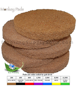 Monkey Eco Friendly Stone Polishing Pads 8 Inch Set of 5  - $149.95