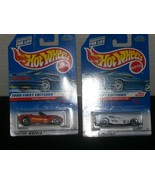 Hot Wheels 1998 First Edition Dodge Concept Car/s Error 35 Of 40 - $58.00
