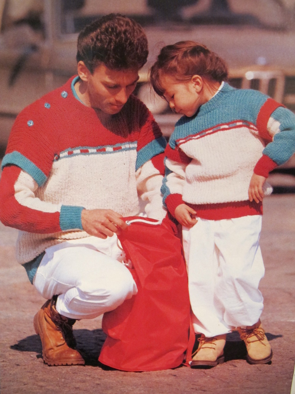 Novita of Finland Knitting Patterns MENS CHILDREN Sweaters Cardigans Vests