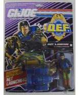 G.I. Joe A Real American Hero ARAH Mutt & Junkyard D.E.F. Drug Eliminati... - $25.00