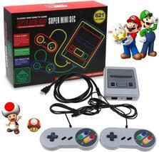 US Mini Retro Game Console HDMI Built-in 621/620 Nintendo w/2 Controller - $49.99