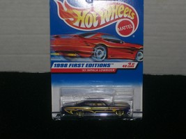 1998 First Edition 65 Impala Lowrider Error Car/s # 8 Of 48 - $65.00