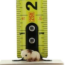 Hagen Renaker Miniature Cat Siamese Tiny Kitten Lying Ceramic Figurine image 2