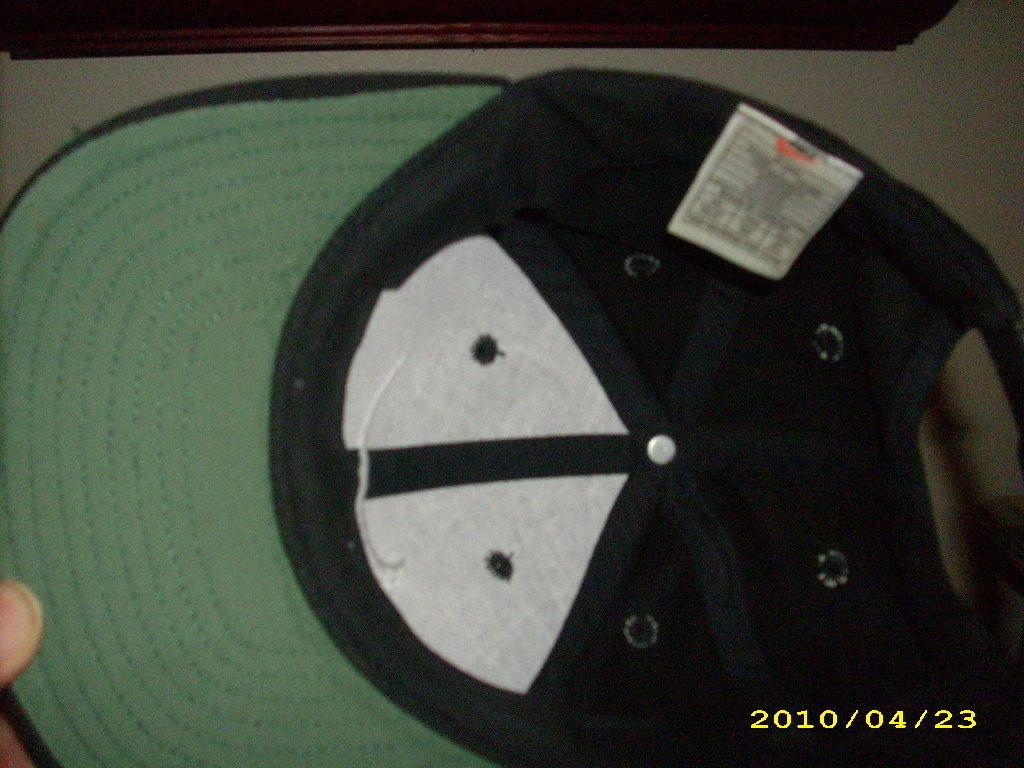NIKE  Vintage  Black Mens Golf  Baseball Cap one size fits al