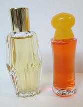 Miniature / Travel Size Perfume Lot Candies 0.18 oz Chantilly 0.25 oz Sp... - $8.00