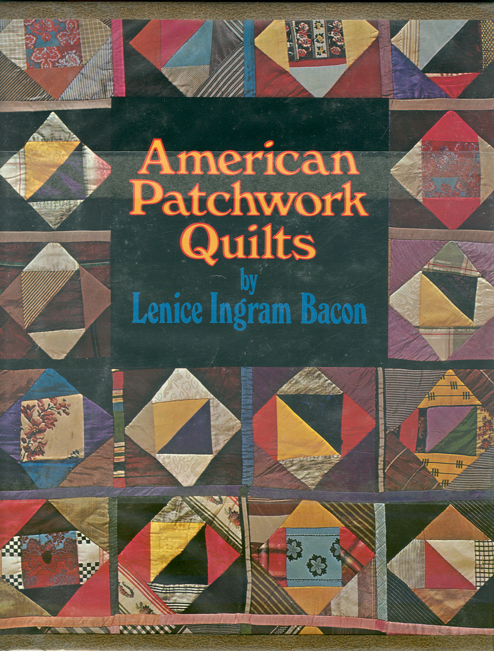 (4) QUILT BOOKS:AMERICAN PATCHWORK QUILTS+QUICK QUILTING+QUILTS OF STATES+AMISH