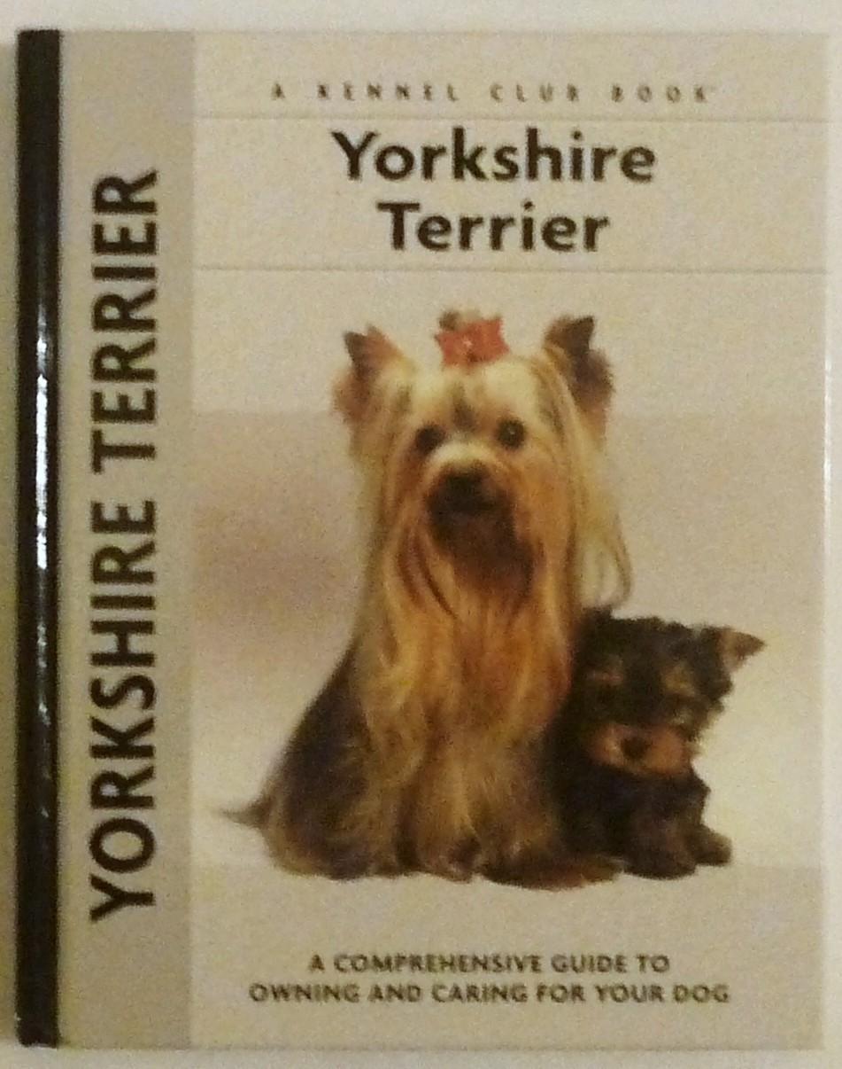 Yorkshire Terrier Kennel Club Book