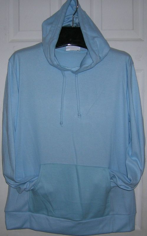 NEW LADIES/WOMEN HOODED TOP FLEECE HOODIE  SIZE 1X