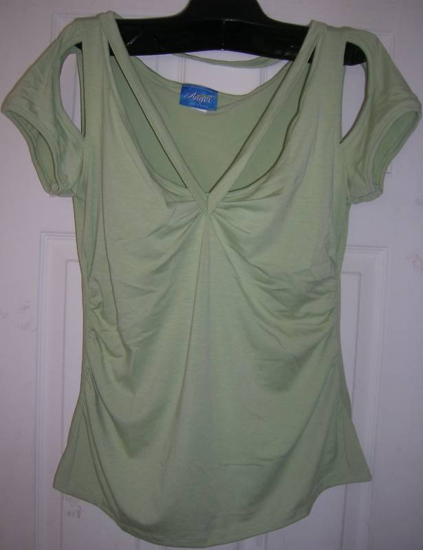 NEW WOMEN LADIES PLUS SIZE DEEP V SEXY TOP SHIRT 2XL