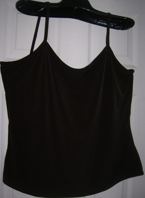 NEW WOMEN/LADIES SPAGHETTI STRAP TANK TOP CAMIS TOP 1X
