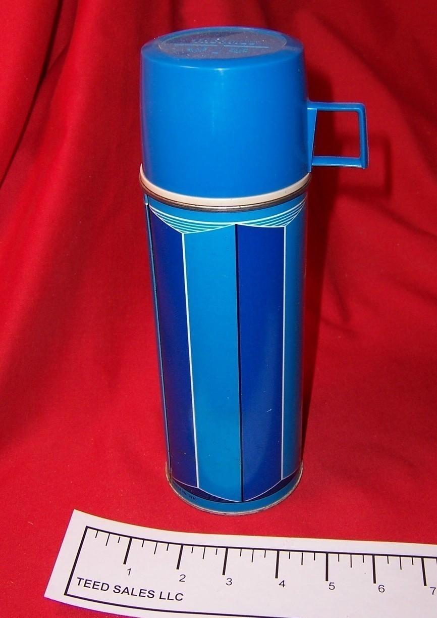 16 oz Vintage Steel Thermos Bottle - $25.29