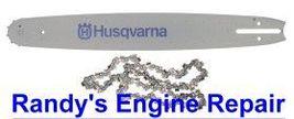 """Husqvarna 455, 20"""" Bar & Chain Combo 3/8"""", .050"""" 72 Dl - $149.89"""