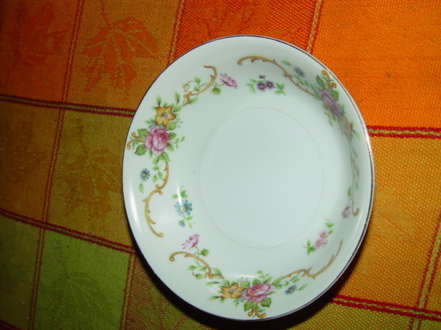 KONGO CHINA S.T.S HAND PAINTED Fruit Bowl