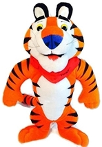 "Vintage 1993 Kellogg Company Tony the Tiger Orange Plush Stuffed Animal 13"" - $54.99"