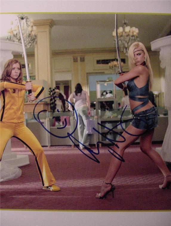 Alyson Hannigan hand signed autographed sexy photo