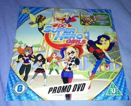 dc superhero girls dvd with 12 episodes - $13.00