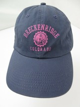 Breckenridge Colorado Adjustable Adult Cap Hat - $12.86