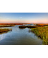 Bayou Vista Sunset 1 (12x18) - $24.99