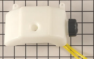 Primary image for Homelite Craftsman 308675002 Mighty Lite Trimmer Fuel Petrol Gas Tank New OEM