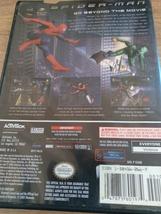 Nintendo GameCube Spider-Man (no manual) image 2