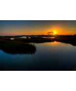 Bayou Vista Sunset 4 (12x18) - $24.99