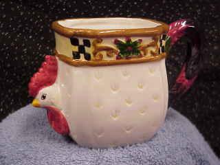 Roostermug