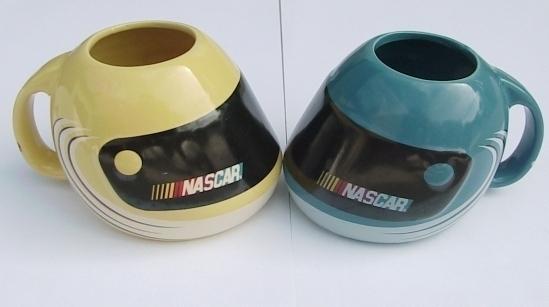 Nascar mugs 2