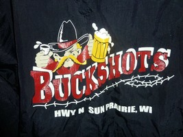 Buckshots Sun Prairie Wisconsin Champion Pullover Medium C-2 - $9.74