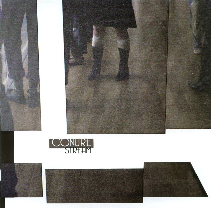 Conure - Stream 2009 CD NEW! Ambient Industrial Noise