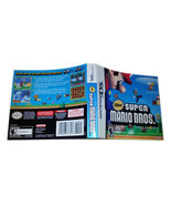New Super Mario Bros. Nintendo DS Replacement Case Cover *NOT THE GAME - $1.88