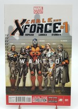 Cable & X-Force #1 February 2013 Marvel Comics First Print Domino Colossus Forge - £4.01 GBP