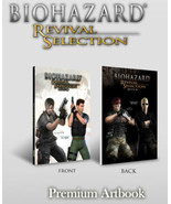 Biohazard: Revival Selection Premium Edition Art Book Artbook - $19.90