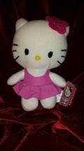 "Sanrio Hello Kitty  6.5"" Plush Toy Stuffed Animal by Fiesta – NWT Girls 3+ - $21.77"